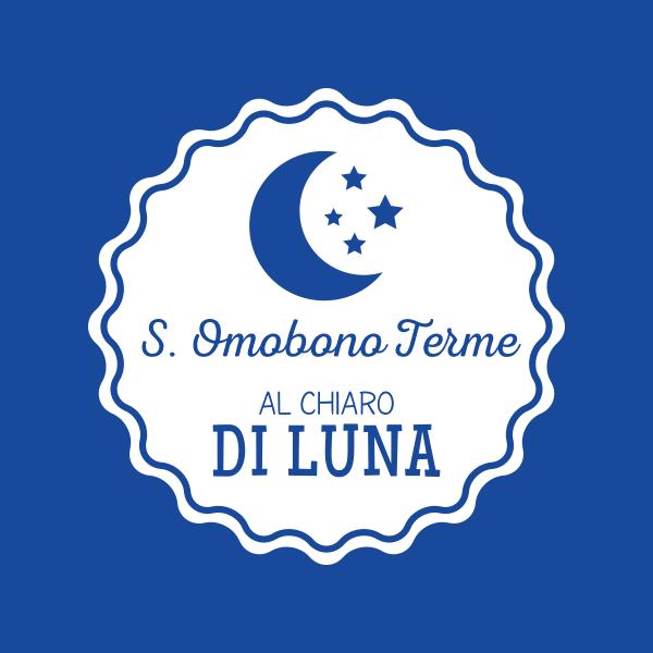 Sant'Omobono al chiaro di Luna - Logo