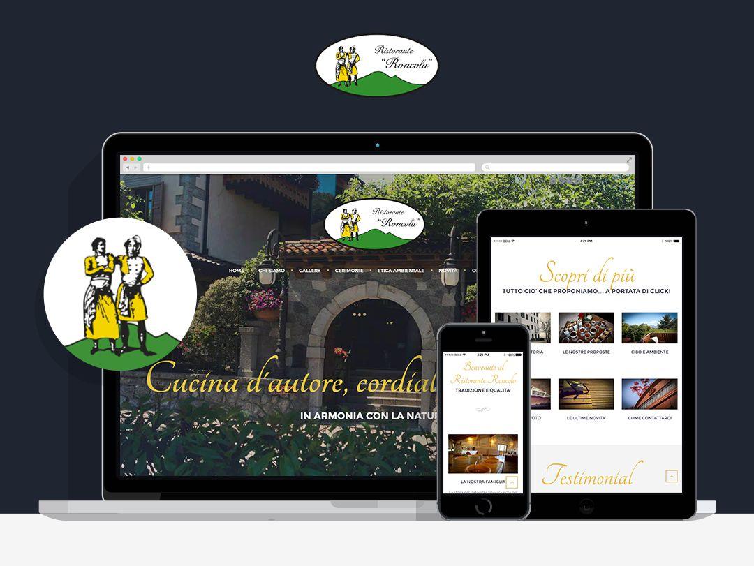 sito responsive- ristorante roncola