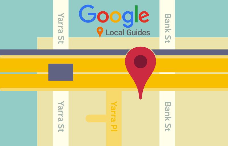 guide locali - google maps