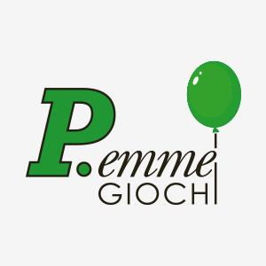 Logo P.emme giochi