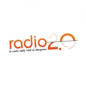 Vecchio logo di Radio 2.0