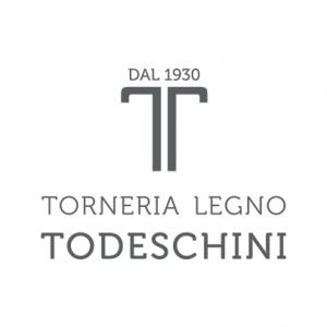 Nuovo logo di Torneria legno Todeschini