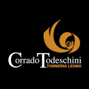Vecchio logo di Torneria legno Todeschini
