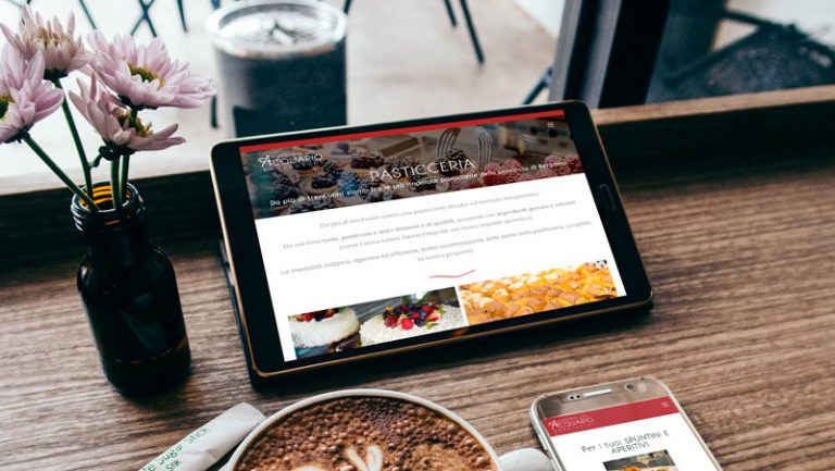 pasticceria acquario tablet