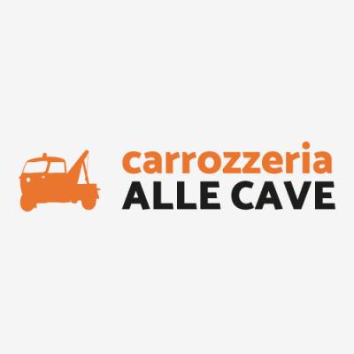Logo carrozzeria alle cave