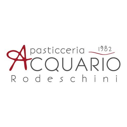 nuovo logo pasticceria acquario