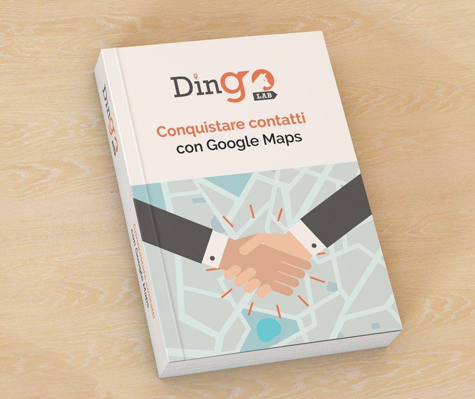 Conquistare contatti con google maps