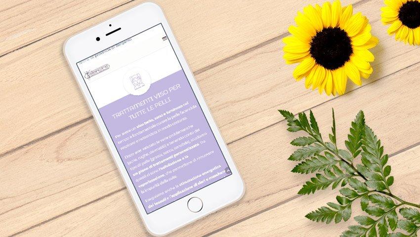centro di benessere centro estetico elenoire sito web