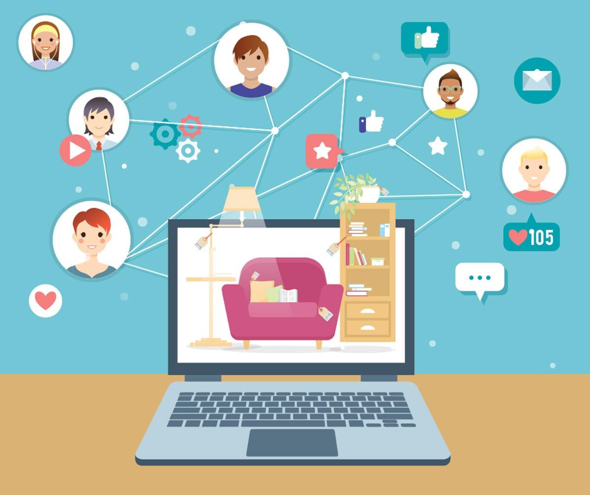Marketing per l 39 arredamento scopri la strategia dingolab for Siti arredamento online